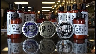 Shiner Gold Pomade | It's a Lifestyle