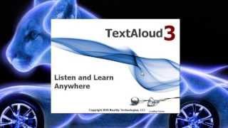 TextAloud mas 4 Voses Loquendo Para Windows 8 y Windows 7