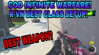 best cod infinite warfare best r vn class setup the best energy weapon in the game