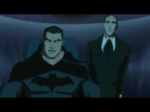 Justice League Doom: Best scene
