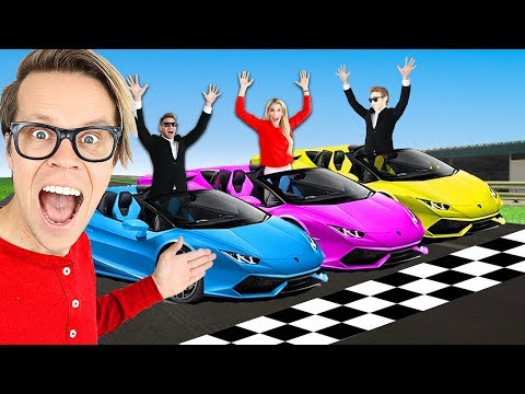 Surprising My Best Friends With Their Dream Car And Racing Them For $10,000
