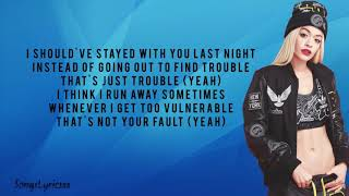 Rita Ora - Let You Love Me (Lyrics + Audio)