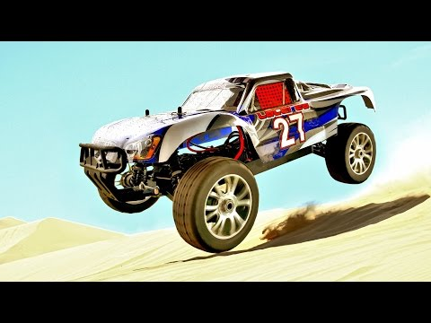 RC Extreme Pictures – RC Cars Jumping Fun – Traxxass Slash, HSP, HPI and Team Associated 4×4