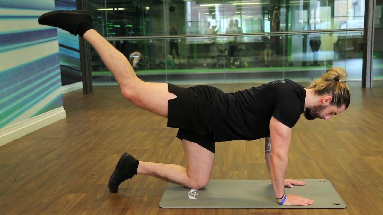 Pilates Exercises for Legs