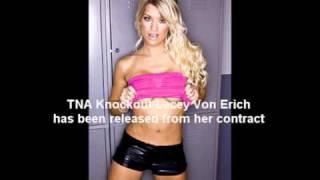 Lacey Von Erich Released!!!!