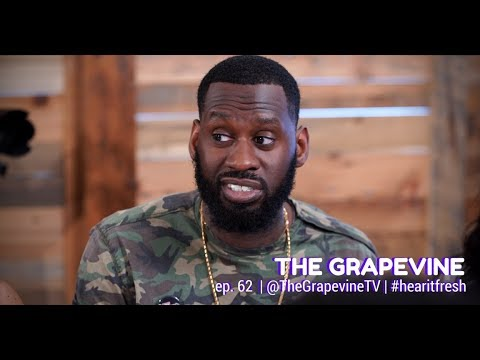 "THE GRAPEVINE | ""The AFRICAN Perspective - Africans vs AA's vs West Indians"" (1/2) 