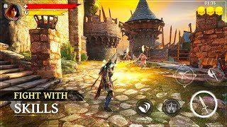 Iron Blade - Medieval Legends ▶️Android iOS GamePlay HD # 3 | New Android iOS Games 2017 | Gameloft