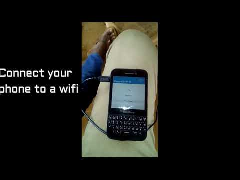 How TO Remove ID (ANTI THEFT PROTECTION) on Blackberry 10.3.3