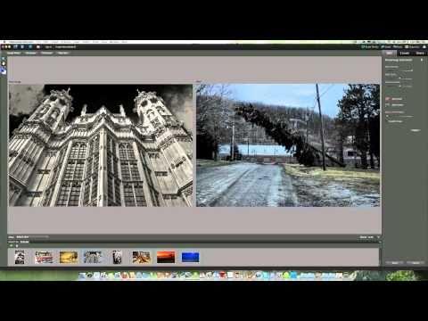 Photoshop Elements 9 Image Styles