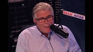 Mike Francesa gets in to a heated debate with caller on whether Brady is better than Montana WFAN