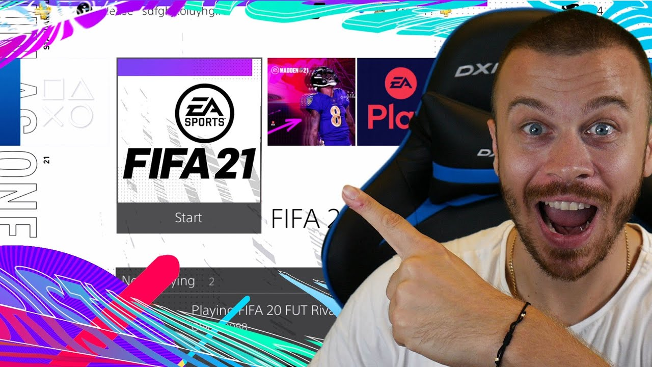 HOW TO PLAY FIFA 21 FULL GAME in LESS THAN 48 HOURS & 2 WAYS TO EXTEND EA ACCESS TO PLAY NON STOP!