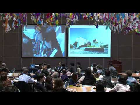 World Biennial Forum No1, Gwangju, South-Korea, 2012. Case Study Asia Pacific - Part B