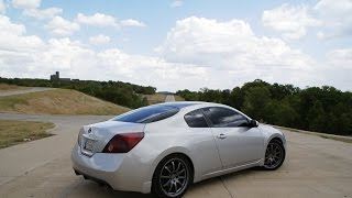Altima Coupe 3.5 Nismo Exhaust GoPro2
