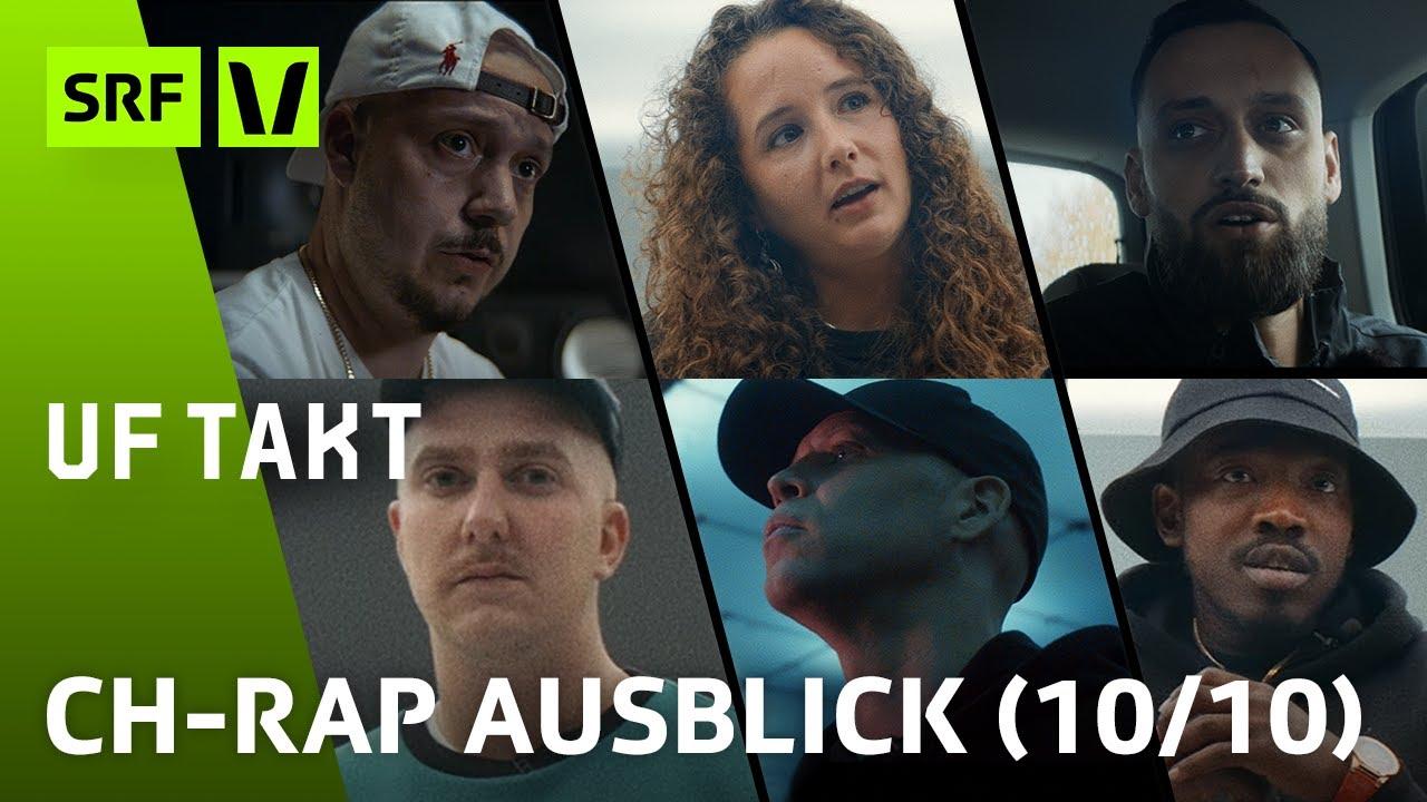 Mundart-Rap heute & in Zukunft – Mit Steff la Cheffe & Steezo (10/10) | Dokserie Uf Takt | SRF Virus