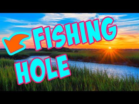 SPOT TAIL BASS FISHING IN CHARLESTON - SPECTACULAR SUNRISE