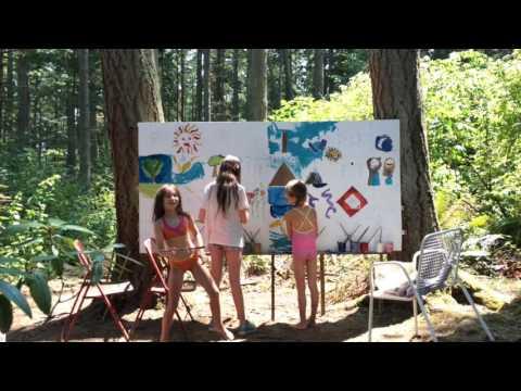 Whidbey Island Summer Camp | Full Moon Rising Farm