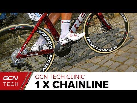 1 X Drivetrains, Mixing Components & Worn Bike Parts | GCN Tech Clinic