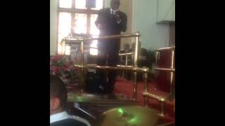 "Bishop Richard ""Clean"" White - Temple COGIC - 6/15/13 - Homegoing Celebration - G.F. Sullivan"