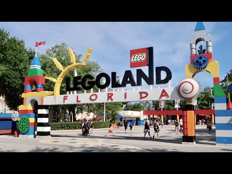 The Lego Movie World is Now Open at Legoland Florida - Plus Classic Attractions / Apple Fries & MORE
