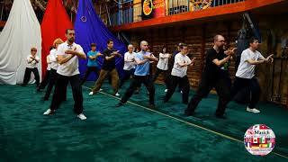5 Section Taijiquan Solo Bare-hand (Yang-style) by Instituto de Movimiento y Salud