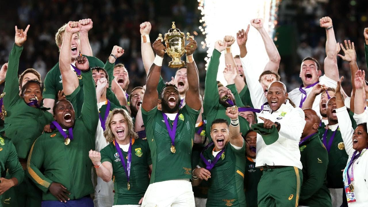 The Springbok Rugby World Cup Dream Team 1995 2019 Youtube