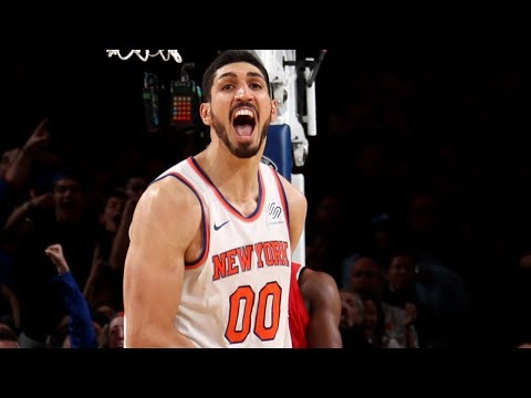 Knicks Center Enes Kanter Facing FOUR YEARS in Prison for Tweeting??!
