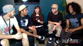 Issues Interview #2 with Rock Forever Magazine