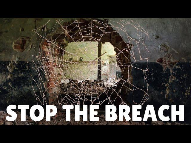 Stop the Breach | Dr. Chris Jenkins