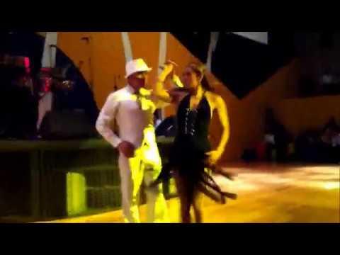 Salsa-Tango o Tango-Salsa