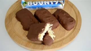 Кокосовые батончики БАУНТИ