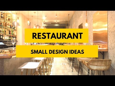 70 Amazing Small Restaurant Design Ideas We Love Youtube