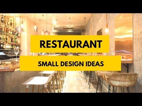 70+ Amazing Small Restaurant Design Ideas We love!
