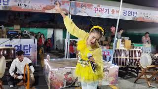 💗버드리💗 9윌22일 야간공연중반 대전아줌마축제