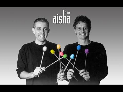 Amanda - Quiet Songs by Aisha Duo (2005)