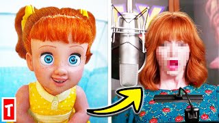 The Voices Behind Your Favorite Toy Story Disney Characters