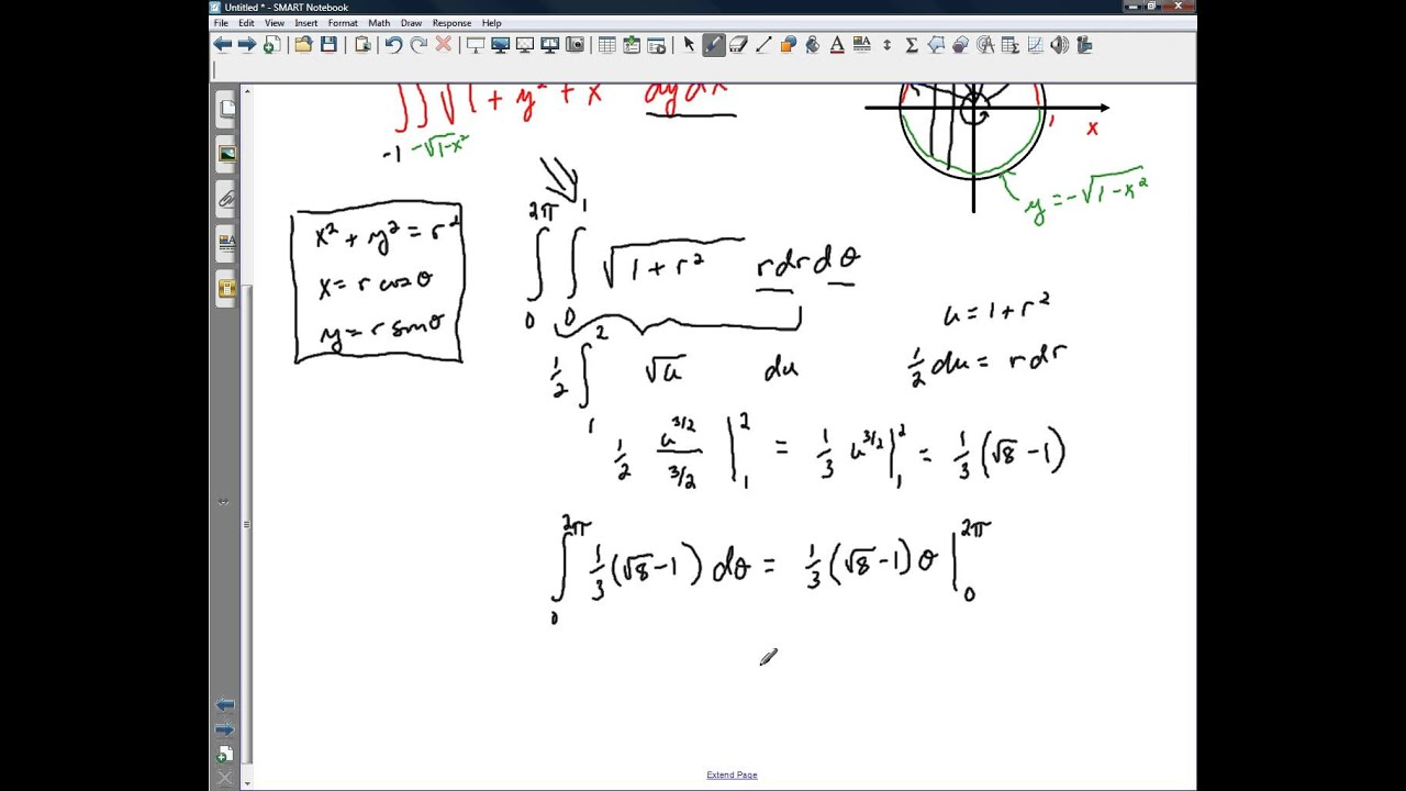 Applications Of Double Integrals Surface Area Enter Image Description Here  How Can I Find The Area Using