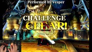 Blazblue Continuum Shift Challenges - Ragna