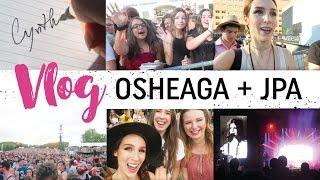 Vlog #16 - OSHEAGA 2016 & Juste Pour Ados !