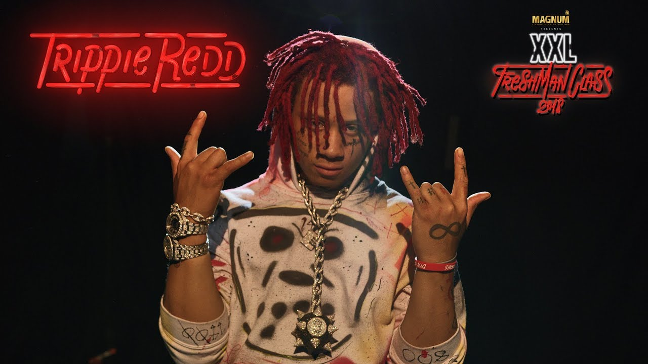 Trippie Redd Is Rap's New Rock Star - 2018 XXL Freshman Interview