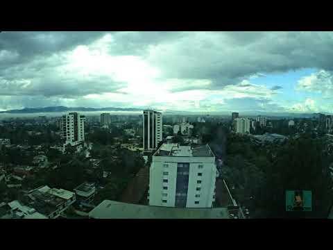 Guatemala City - Sunny and Raining wheather
