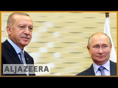 WATCH: Erdogan and