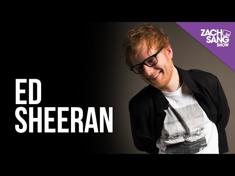 Ed Sheeran I Full Interview
