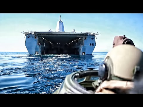Marines Amphibious Landing • To Beach & Ship (2020)