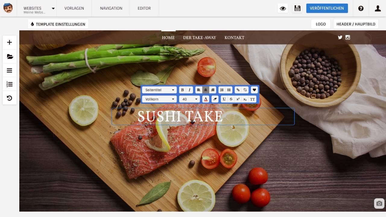 Wie Erstelle Ich Meine Eigene Website website creator erstelle deine eigene webseite