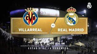 PREVIEW | Villarreal vs Real Madrid