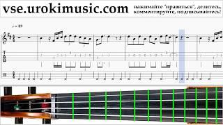 Уроки скрипки Luis Fonsi - Despacito Ноты Самоучитель часть 2 um-a821
