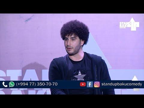 Ülvi Həsənli (Stand UP Baku 20-ci şou)