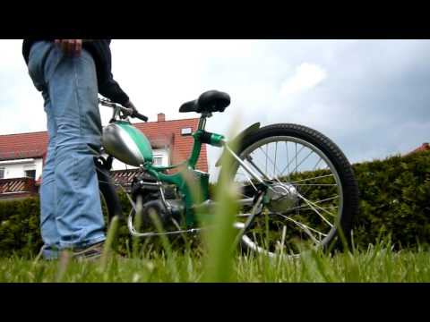simson sr2e custom bike youtube. Black Bedroom Furniture Sets. Home Design Ideas