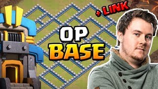 *New* TH12 Base with Link   Townhall 12 War Base   Clash of Clans   iTzu [ENG]