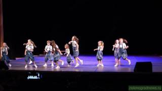 """Ансамбль современного танца """"Галас"""" - Пижамная вечеринка"""